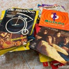 Discos de vinilo: GRAN LOTE DE MAS DE 150 DISCOS DE TAMAÑO PEQUEÑO, TODOS FOTOGRAFIADOS. Lote 183720891