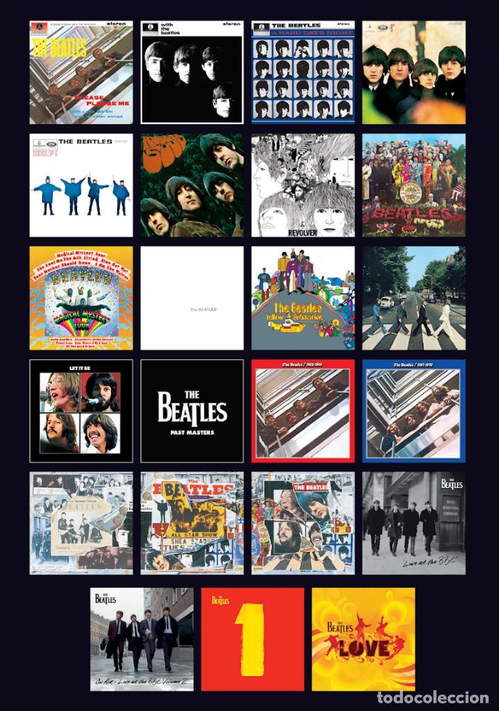 LOTE THE BEATLES COLECCION - DISCOGRAFIA (LOTE 23 LPS, 5 TRIPLES Y 6 DOBLES) NUEVOS -ENVIO GRATIS (Música - Discos - LP Vinilo - Pop - Rock Extranjero de los 50 y 60)