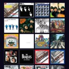 Discos de vinilo: LOTE THE BEATLES COLECCION - DISCOGRAFIA (LOTE 23 LPS, CON 5 TRIPLES Y 6 DOBLES) NUEVOS. Lote 183722983