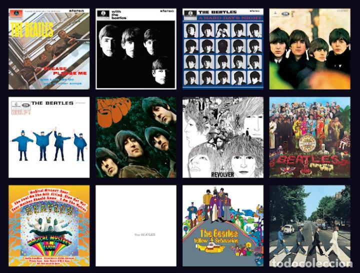 Discos de vinilo: Lote THE BEATLES COLECCION - Discografia (Lote 23 Lps, 5 triples y 6 dobles) Nuevos -ENVIO GRATIS - Foto 2 - 183722983