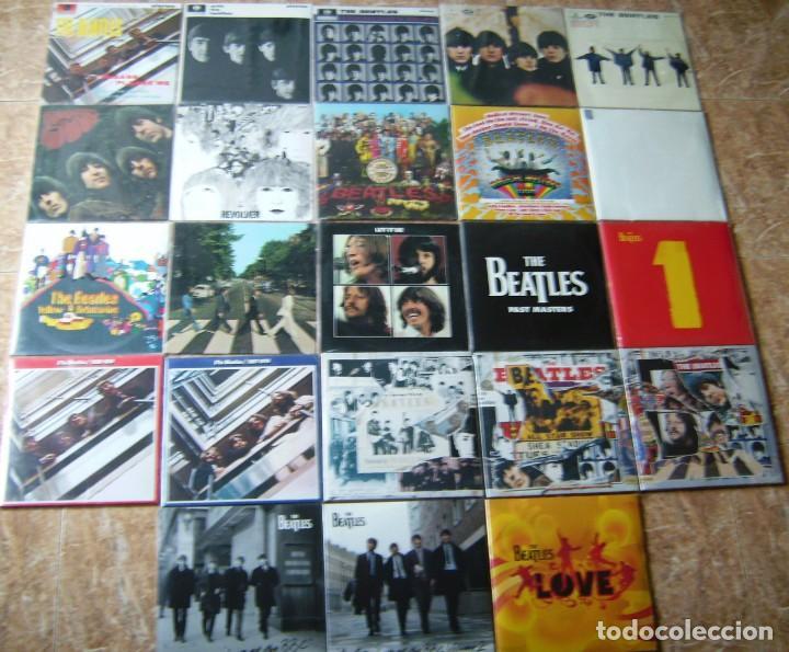 Discos de vinilo: Lote THE BEATLES COLECCION - Discografia (Lote 23 Lps, 5 triples y 6 dobles) Nuevos -ENVIO GRATIS - Foto 4 - 183722983