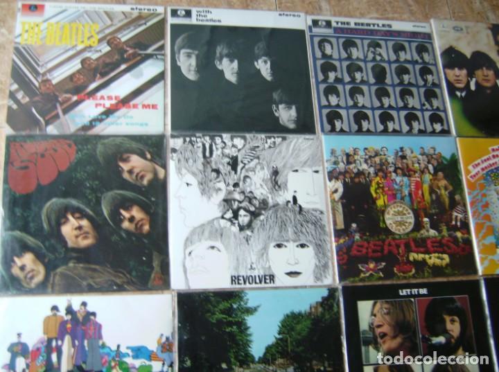 Discos de vinilo: Lote THE BEATLES COLECCION - Discografia (Lote 23 Lps, 5 triples y 6 dobles) Nuevos -ENVIO GRATIS - Foto 5 - 183722983