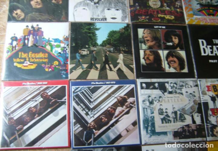 Discos de vinilo: Lote THE BEATLES COLECCION - Discografia (Lote 23 Lps, 5 triples y 6 dobles) Nuevos -ENVIO GRATIS - Foto 6 - 183722983