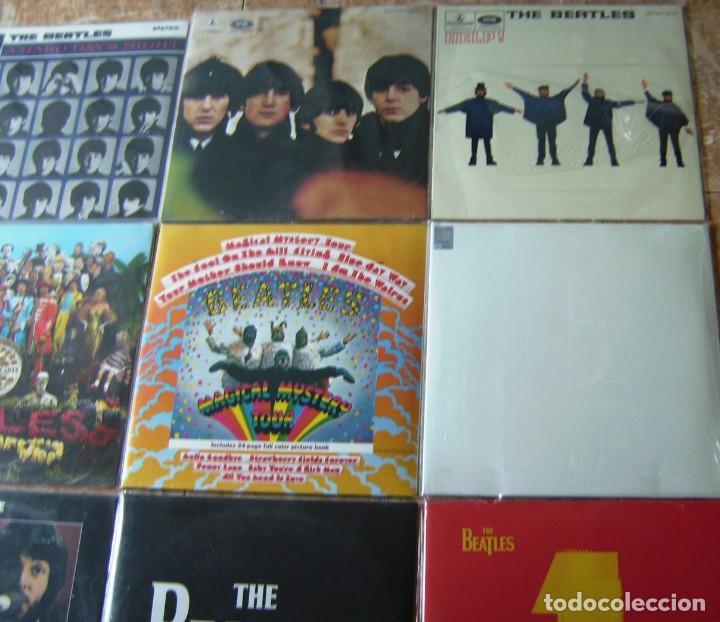 Discos de vinilo: Lote THE BEATLES COLECCION - Discografia (Lote 23 Lps, 5 triples y 6 dobles) Nuevos -ENVIO GRATIS - Foto 7 - 183722983