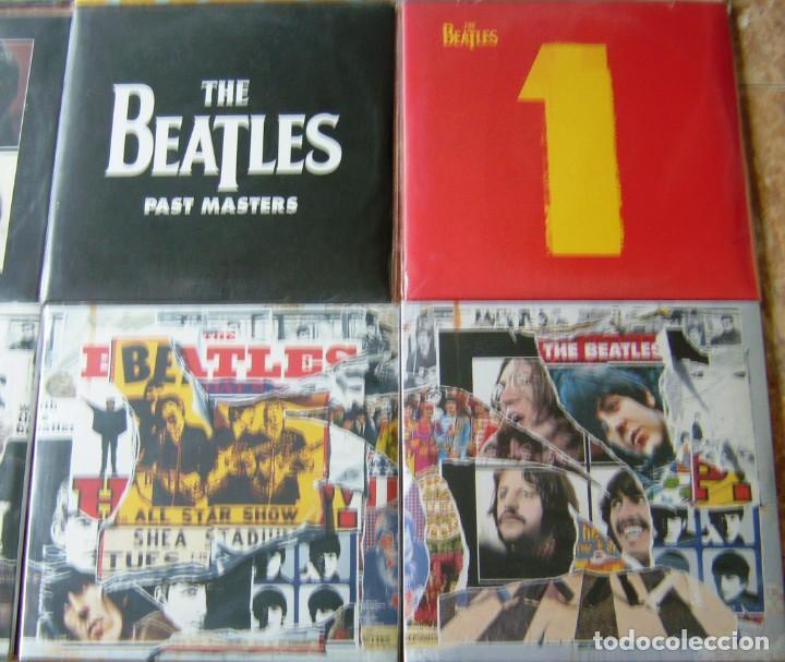 Discos de vinilo: Lote THE BEATLES COLECCION - Discografia (Lote 23 Lps, 5 triples y 6 dobles) Nuevos -ENVIO GRATIS - Foto 8 - 183722983