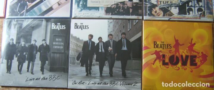 Discos de vinilo: Lote THE BEATLES COLECCION - Discografia (Lote 23 Lps, 5 triples y 6 dobles) Nuevos -ENVIO GRATIS - Foto 9 - 183722983
