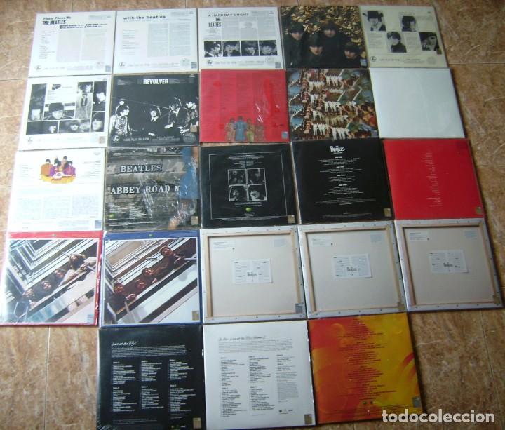 Discos de vinilo: Lote THE BEATLES COLECCION - Discografia (Lote 23 Lps, 5 triples y 6 dobles) Nuevos -ENVIO GRATIS - Foto 10 - 183722983