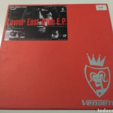 Discos de vinilo: STEPHAN MANDRAX - LOWER EAST TRIBE E.P.. Lote 183723856