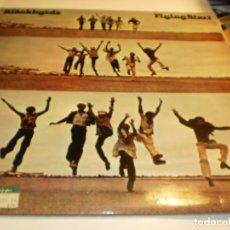 Discos de vinilo: LP BLACKBYRDS FLYING START. FANTASY 1975 SPAIN (PROBADO Y BIEN, SEMINUEVO). Lote 183725013