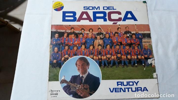 RUDY VENTURA JAUME, SOM DE BARCA (Música - Discos - Singles Vinilo - Grupos Españoles 50 y 60)