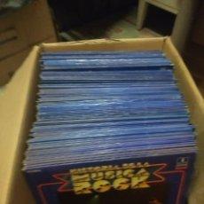 Discos de vinilo: HISTORIA DE LA MUSICA ROCK ( 100 DISCOS LP + 6 TOMOS + 2 CUADERNOS ) COLECCION IMPRESIONANTE !!!!!. Lote 183731400