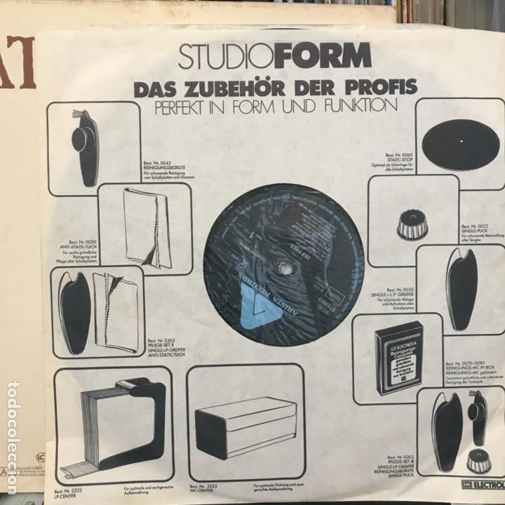 Discos de vinilo: Patti Smith Group – Set Free 1978 - Foto 5 - 183732146