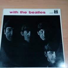 Discos de vinilo: THE BEATLES - WITH THE BEATLES- EDICIÓN ESPAÑOLA- BUEN ESTADO - VER FOTOS. Lote 183736077