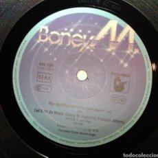 Discos de vinilo: BONEY M - BYE BYE BLUEBIRD. EDICIÓN ALEMANA. SOLO DISCO. Lote 183738328