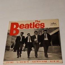 Discos de vinilo: T'HE BEATLES. Lote 183738945