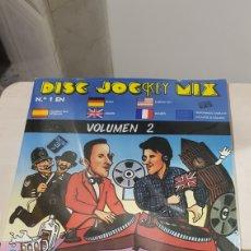 Discos de vinilo: LP TRIPLE DISC-JOEKEY MIX NUEVO PRECINTADO. Lote 183743182