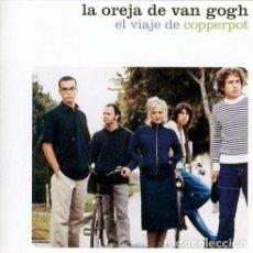 Discos de vinilo: LP LA OREJA DE VAN GOGH EL VIAJE DE COPPERPOT NUEVO PRECINTADO. Lote 183747195