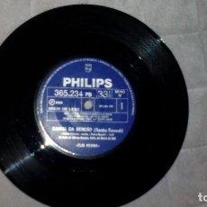 Discos de vinilo: ELIS REGINA – SAMBA DA BENÇÃO . Lote 183748871