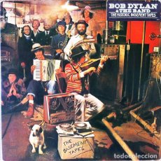 Discos de vinilo: BOB DYLAN & THE BAND THE BASEMENT TAPES 2XLP (GATEFOLD) . ROCK AND ROLL FOLK. Lote 183749055