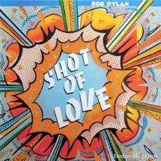 Discos de vinilo: BOB DYLAN SHOT OF LOVE LP . BYRDS NEIL YOUNG VAN MORRISON DONOVAN BUCKLEY. Lote 183749376