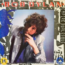 Discos de vinilo: BOB DYLAN EMPIRE BURLESQUE LP . BYRDS NEIL YOUNG VAN MORRISON DONOVAN BUCKLEY. Lote 183749421