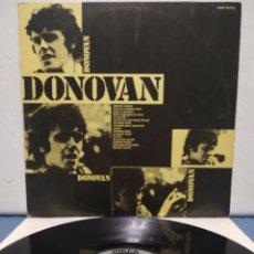 Discos de vinilo: DONOVAN - DONOVAN LIVE 1974 ( 1969 ) ED ITALIANA. Lote 183758706