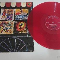 Discos de vinilo: LP-CUENTOS DE SIEMPRE ZAFIRO 92 SPAIN 1967 VINILO ROJO TEATRO INVISIBLE DE RADIO NACIONAL. Lote 183770972