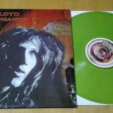 Discos de vinil: PINK FLOYD - ATOMIC HEARTBEATS (LP REEDICIÓN, VINILO VERDE) NUEVO. Lote 183772297