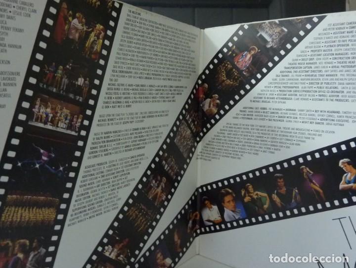 Discos de vinilo: THE MOVIE A CHORUS LINE // 1985 // MADE HOLLAND // PORTADA DOBLE // (VG VG).LP - Foto 3 - 183776275