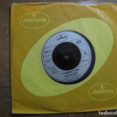 Discos de vinilo: ROD STEWART. YOU WEAR IT WELL; LOST PARAGUAYOS. UK, 1972. FUNDA GENÉRICA VG+. DISCO VG++. Lote 183777600