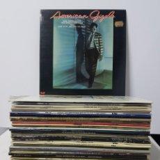Discos de vinilo: EXPECTACULAR LOTE 50 DISCOS VINILOS VARIADOS BANDAS SONORAS A 0,01 € !!!. Lote 183782453