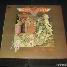 Discos de vinilo: AEROSMITH LP TOYS IN THE ATTIC . Lote 183786277