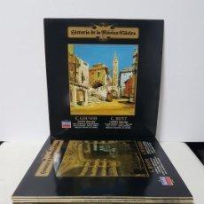 Discos de vinilo: GRAN OFERTA LOTE MUSICA CLASICA HISTORIA DE LA MUSICA CLASICA 15 VINILOS SALIDA 0,01 EUROS !!!!!!. Lote 183791442