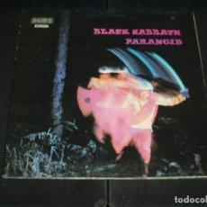 Discos de vinilo: BLACK SABBATH LP PARANOID HEAVY METAL. Lote 183792673