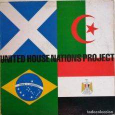 Discos de vinilo: UNITED HOUSE NATIONS PROJECT, CIRCA CIRCA 5. Lote 183819225