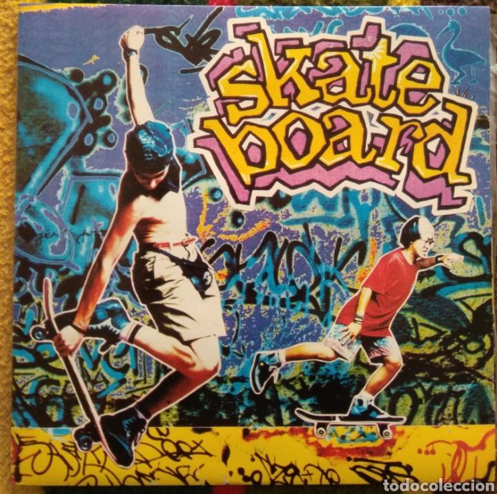 SKATE BOARD (Música - Discos - LP Vinilo - Techno, Trance y House)