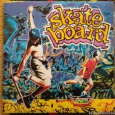 Discos de vinilo: SKATE BOARD. Lote 183826813