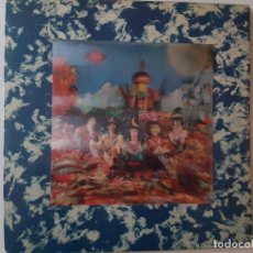 Discos de vinilo: THE ROLLING STONES-THEIR SATANIC MAJESTIES REQUEST-UK ORIG. STEREO 1967-LENTICULAR-GREEN LABEL.. Lote 183827517