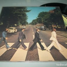 Discos de vinilo: THE BEATLES - ABBEY ROAD .. LP DE 1ª EDICION DE 1969 - U.K .. MUY BUEN ESTADO. Lote 183829128