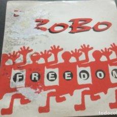 Discos de vinilo: DJ BOBO - FREEDOM . Lote 183830081
