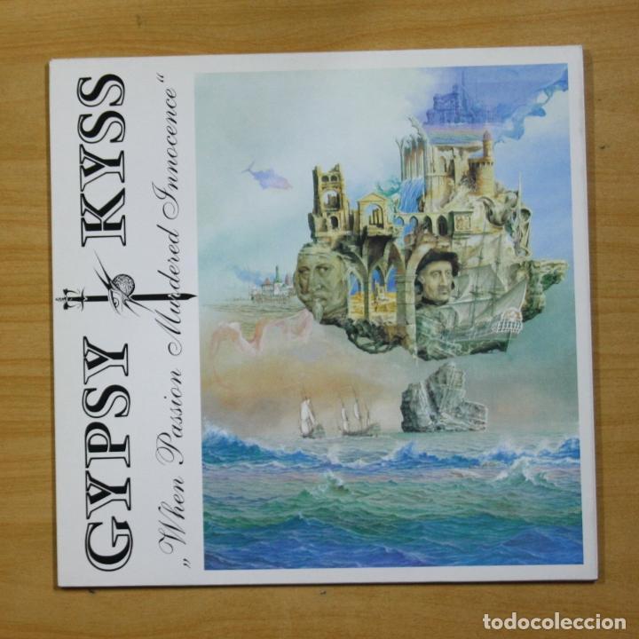GYPSY KYSS - WHEN PASSION MURDERED INNOCENCE - LP (Música - Discos - LP Vinilo - Pop - Rock Extranjero de los 90 a la actualidad)