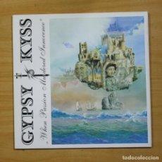Discos de vinilo: GYPSY KYSS - WHEN PASSION MURDERED INNOCENCE - LP. Lote 183830522