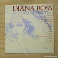 Discos de vinilo: DIANA ROSS - ALL THE GREAT HITS - LP. Lote 183830898