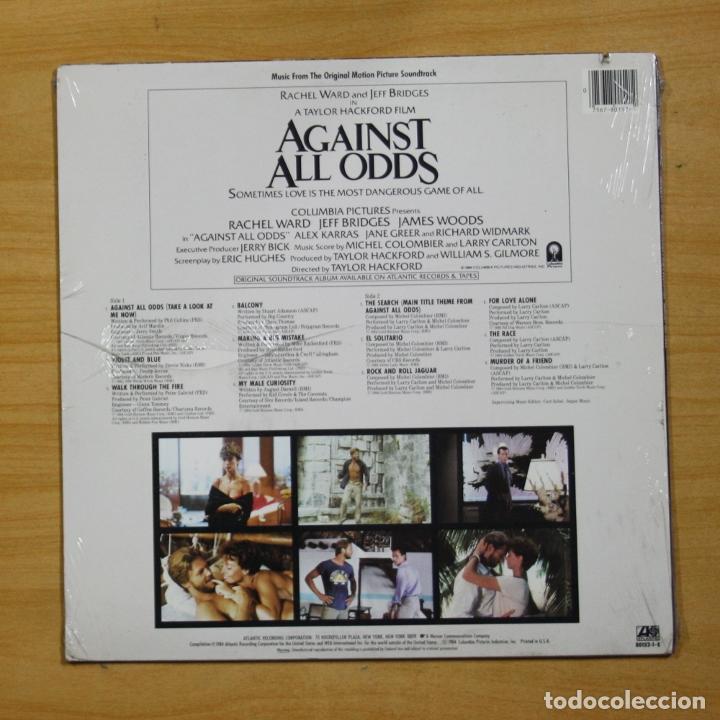 Discos de vinilo: VARIOS - AGAINST ALL ODDS - LP - Foto 2 - 183831315