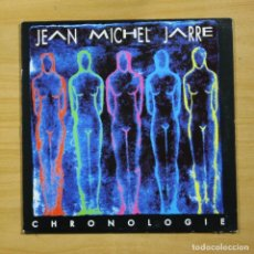 Discos de vinilo: JEAN MICHEL JARRE - CHRONOLOGIE - LP. Lote 183831688