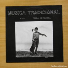 Discos de vinilo: VARIOS - MUSICA TRADICIONAL VOL. 6 TERRA DE MIRANDA - LP. Lote 183831690