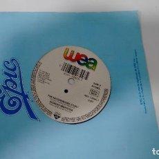 Discos de vinilo: SINGLE ( VINILO) DE GIORGIO MORODER/ JOE MILNER AÑOS 90. Lote 183833630