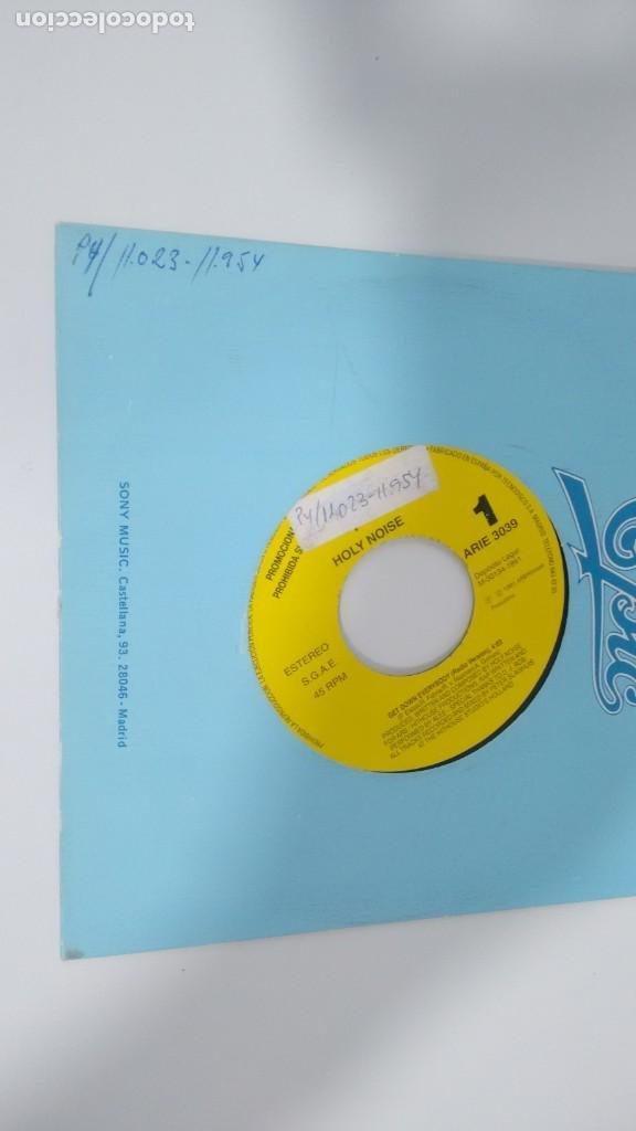 SINGLE ( VINUILO) -PROMOCION- DE HOLY NOISE AÑOS 90 (Música - Discos - Singles Vinilo - Pop - Rock Extranjero de los 90 a la actualidad)