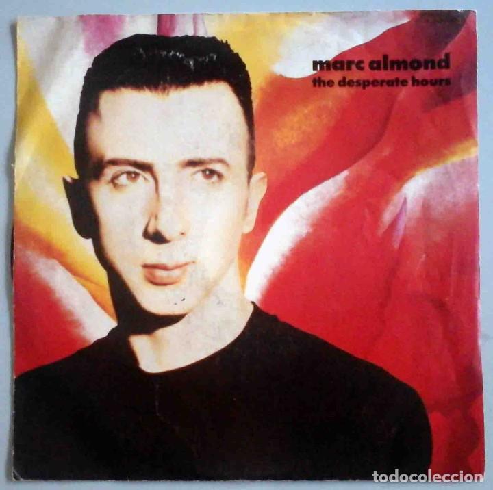 MARC ALMOND - THE DESPERATE HOURS / THE GAMBLER (Música - Discos - Singles Vinilo - Pop - Rock Extranjero de los 90 a la actualidad)