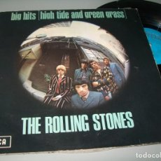 Discos de vinilo: THE ROLLING STONES - BIG HITS HIGH TIDE AND GREEN GRASS ..LP DE DECCA - MADE IN ENGLAND .. 1966 . Lote 183836063